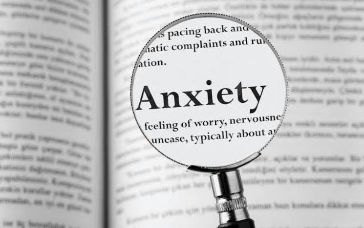 Anxiety is a good thing